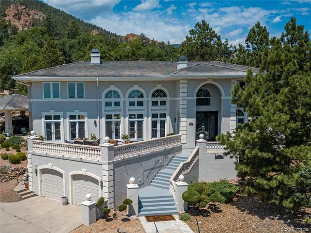 6 Pine Road, Colorado Springs, CO 80906 (#5806557) :: The Colorado Foothills Team | Berkshire Hathaway Elevated Living Real Estate