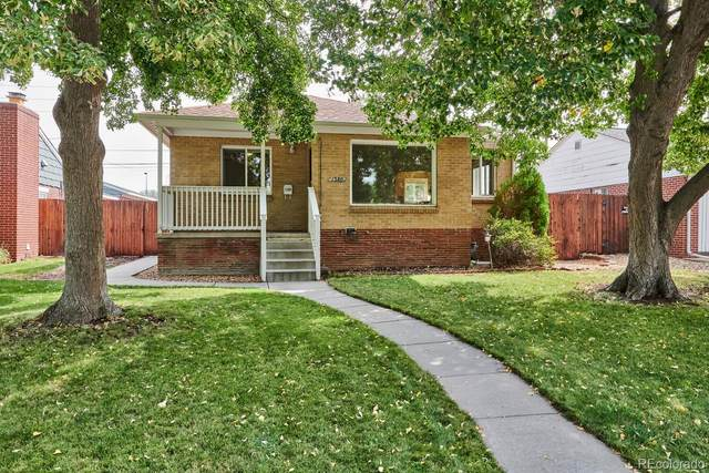 1280 S Harrison Street, Denver, CO 80210 (#5806699) :: Kimberly Austin Properties