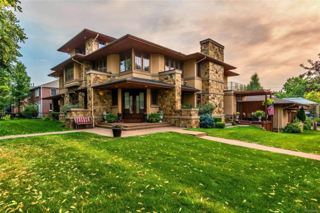 373 Garfield Street, Denver, CO 80206 (#5806945) :: The Healey Group