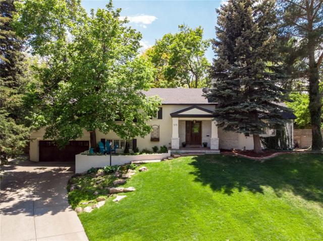 575 S Harrison Lane, Denver, CO 80209 (MLS #5806997) :: Bliss Realty Group