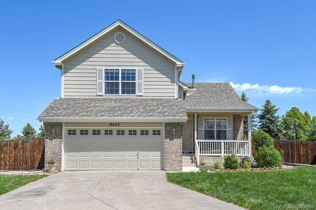 18635 E Harvard Drive, Aurora, CO 80013 (#5807164) :: The Griffith Home Team