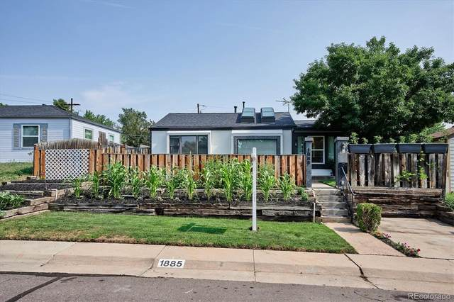 1885 W Stoll Place, Denver, CO 80221 (#5807337) :: Kimberly Austin Properties