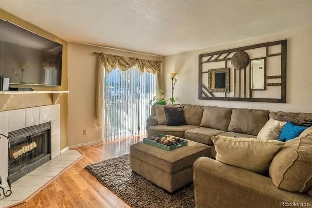 13039 W Cedar, Lakewood, CO 80228 (MLS #5808123) :: Kittle Real Estate