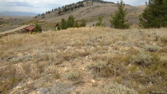 76 County Road 892, Granby, CO 80446 (#5808128) :: Structure CO Group