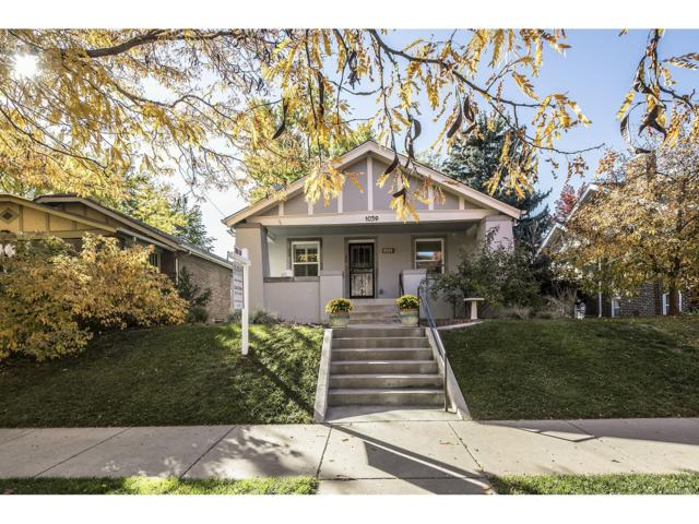 1059 S Corona Street, Denver, CO 80209 (#5808258) :: The Peak Properties Group