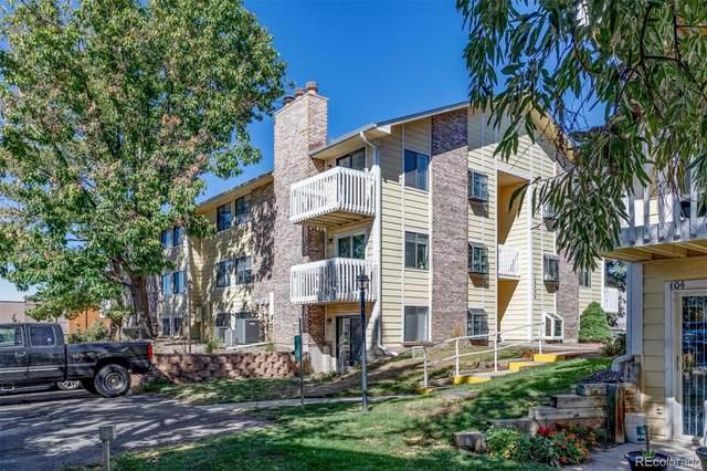 12400 E Cornell Avenue #301, Aurora, CO 80014 (#5808270) :: Own-Sweethome Team