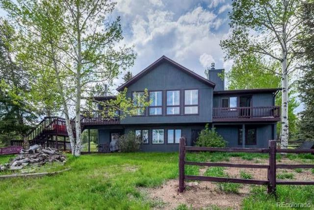 2295 Pebble Beach Court, Evergreen, CO 80439 (MLS #5808497) :: Bliss Realty Group