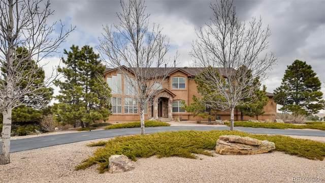 17955 Grama Ridge, Colorado Springs, CO 80908 (MLS #5808569) :: 8z Real Estate