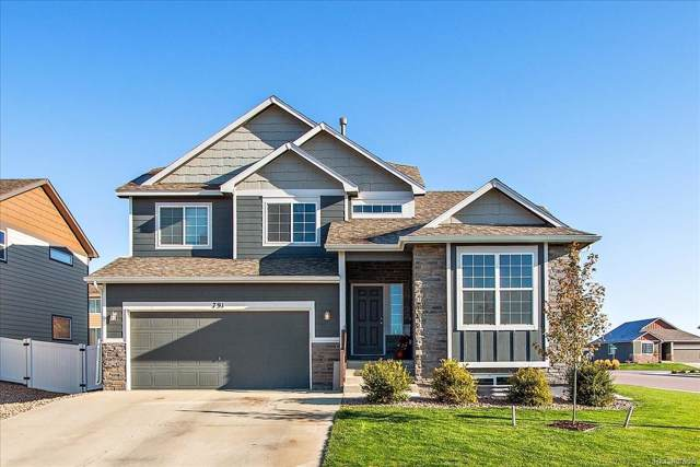 791 Valleybrook Drive, Windsor, CO 80550 (MLS #5808651) :: Colorado Real Estate : The Space Agency