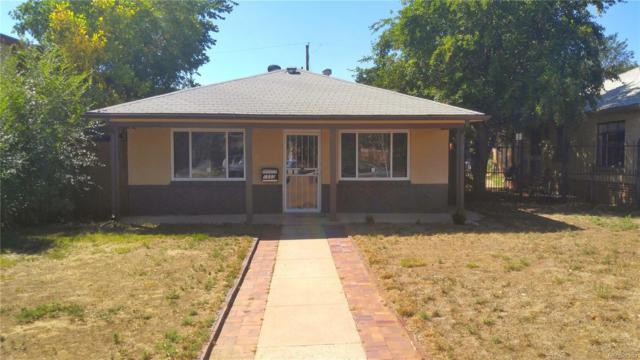 1555 Trenton Street, Denver, CO 80220 (#5808919) :: Ben Kinney Real Estate Team
