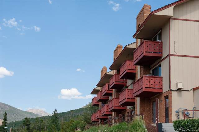 110 Evergreen Road B104, Dillon, CO 80435 (MLS #5809393) :: 8z Real Estate