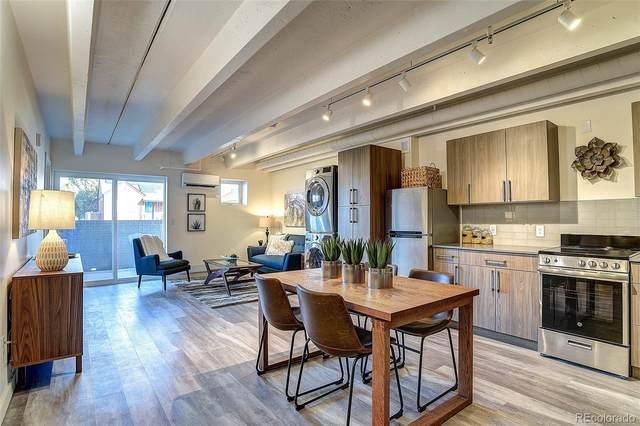 1495 N Vrain Street #218, Denver, CO 80204 (MLS #5809533) :: 8z Real Estate