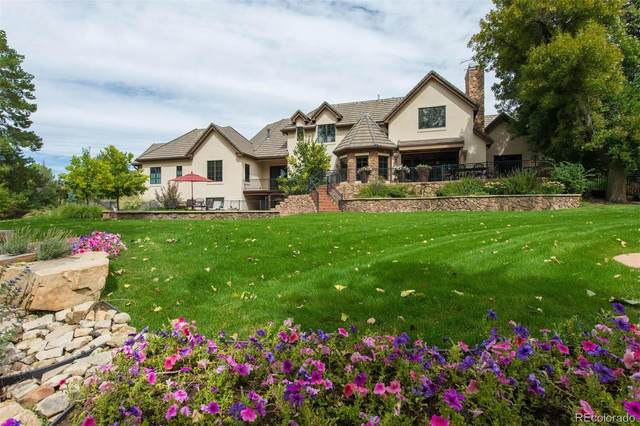 1500 Crestridge Drive, Greenwood Village, CO 80121 (#5809572) :: The DeGrood Team