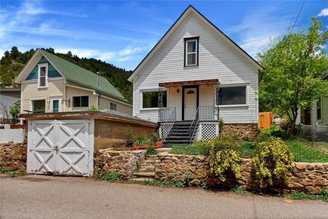 638 Virginia Street, Idaho Springs, CO 80452 (#5810599) :: 5281 Exclusive Homes Realty
