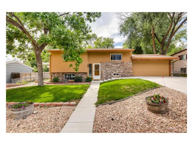 945 S Parfet Way, Lakewood, CO 80226 (#5811021) :: ParkSide Realty & Management
