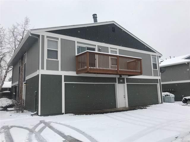 10001 E Evans Avenue 48D, Denver, CO 80247 (MLS #5811161) :: 8z Real Estate