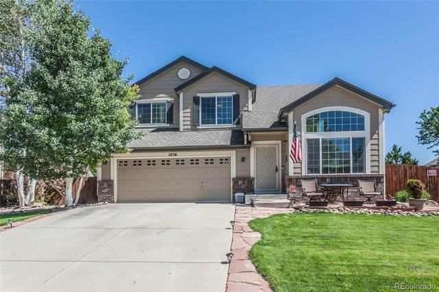 1036 Morning Dove Drive, Longmont, CO 80504 (MLS #5811218) :: 8z Real Estate