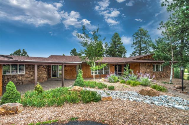 8291 S Mariposa Drive, Morrison, CO 80465 (#5811309) :: The City and Mountains Group