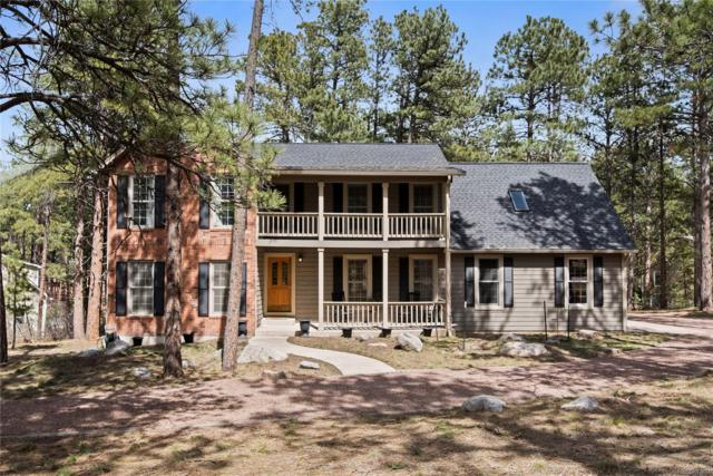 19965 E Top O The Moor Drive, Monument, CO 80132 (#5811408) :: Keller Williams Action Realty LLC