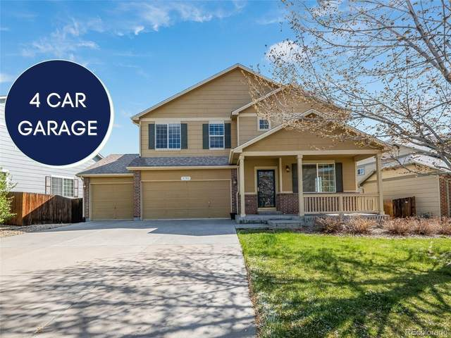 3786 S Nepal Street, Aurora, CO 80013 (#5811709) :: Mile High Luxury Real Estate