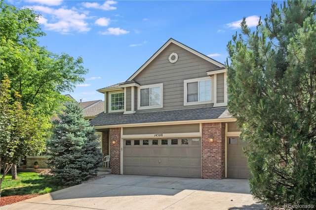 14508 Josephine Street, Thornton, CO 80602 (#5811877) :: Real Estate Professionals