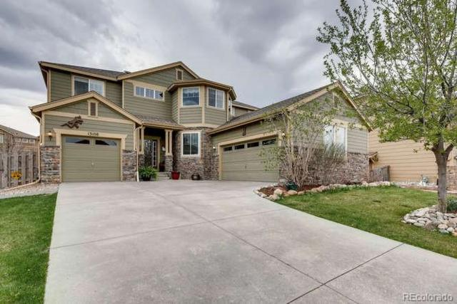 13108 E 106th Place, Commerce City, CO 80022 (#5812250) :: The Peak Properties Group