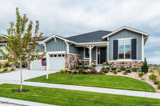 22920 E Del Norte Circle, Aurora, CO 80016 (#5812497) :: The HomeSmiths Team - Keller Williams