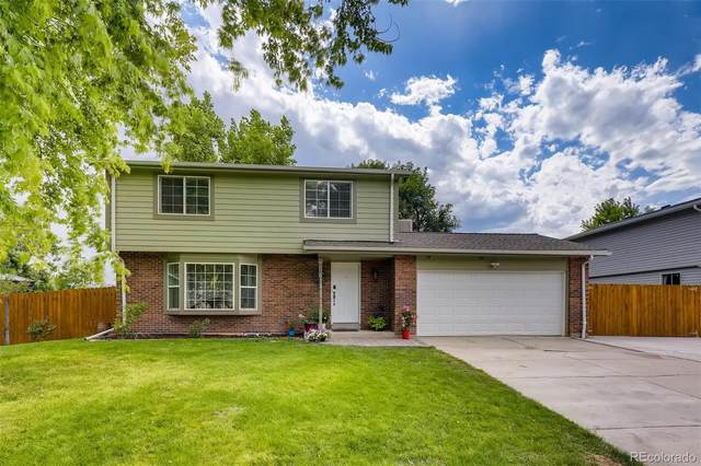 7761 S Fenton Street, Littleton, CO 80128 (#5812558) :: The HomeSmiths Team - Keller Williams