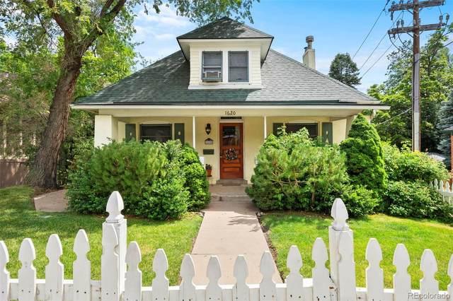 1620 E 6th Avenue, Denver, CO 80218 (MLS #5812928) :: Find Colorado