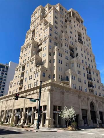 300 W 11th Avenue 5C, Denver, CO 80204 (#5813259) :: Re/Max Structure