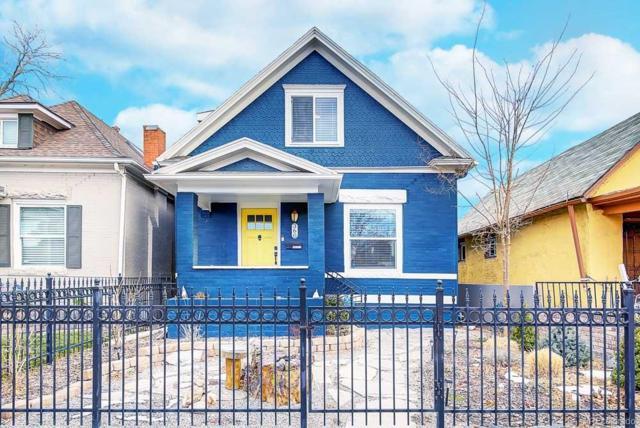 360 Inca Street, Denver, CO 80223 (#5813510) :: Bring Home Denver