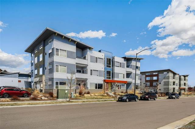 1545 Hecla Way #104, Louisville, CO 80027 (#5813631) :: James Crocker Team