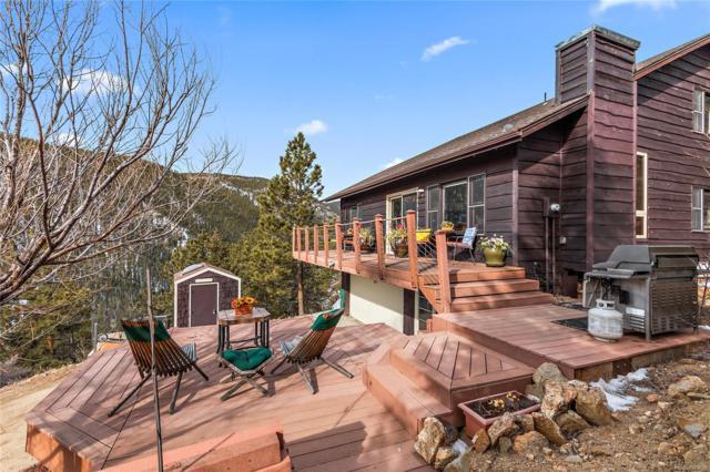617 Hummingbird Trail, Idaho Springs, CO 80452 (MLS #5813997) :: Bliss Realty Group