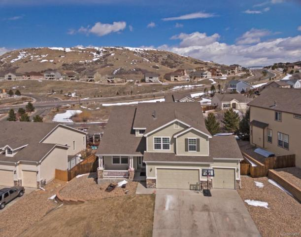 675 Eaglestone Drive, Castle Rock, CO 80104 (MLS #5814123) :: Kittle Real Estate