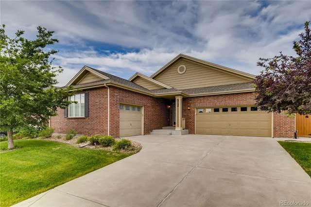 5124 S Flatrock Street, Aurora, CO 80016 (MLS #5814178) :: 8z Real Estate