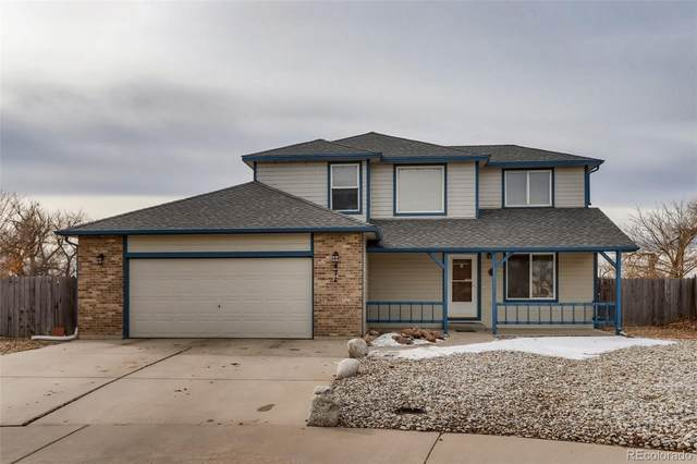 471 Stevens Circle, Platteville, CO 80651 (MLS #5814582) :: 8z Real Estate