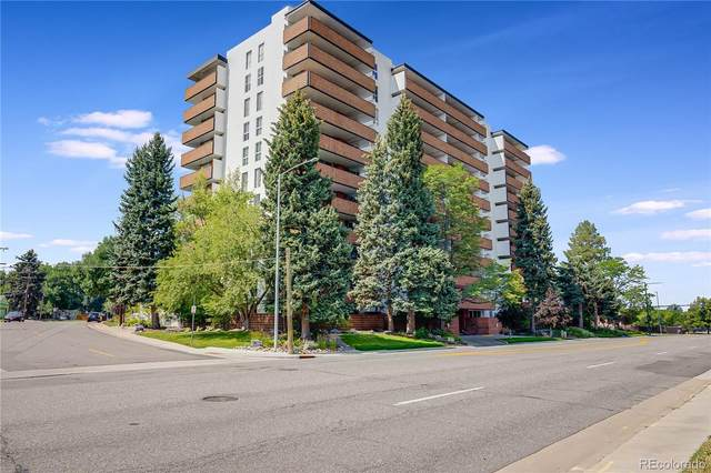 4570 E Yale Avenue #1004, Denver, CO 80222 (MLS #5815113) :: Clare Day with Keller Williams Advantage Realty LLC