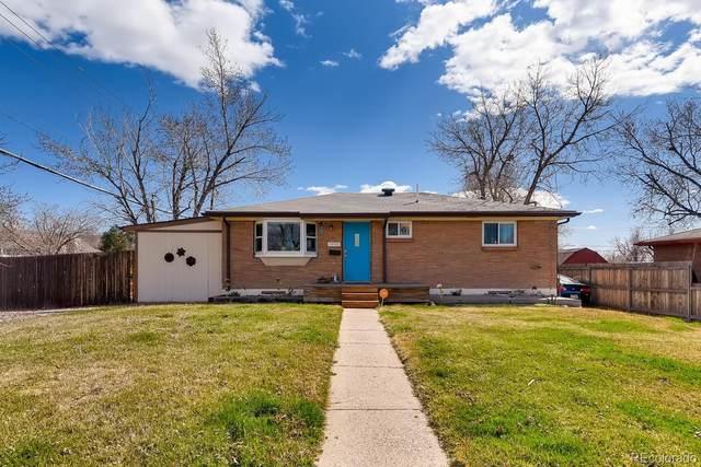 7996 Joan Drive, Denver, CO 80221 (MLS #5815659) :: 8z Real Estate