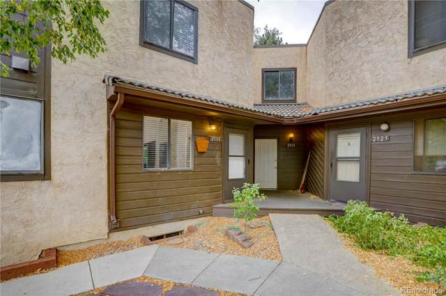 2919 Shady Hollow E, Boulder, CO 80304 (#5815819) :: The Healey Group