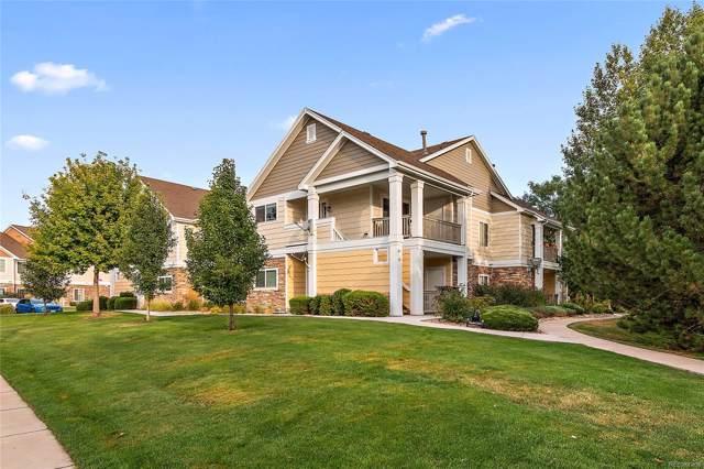 4715 Hahns Peak Drive #203, Loveland, CO 80538 (#5816021) :: Wisdom Real Estate