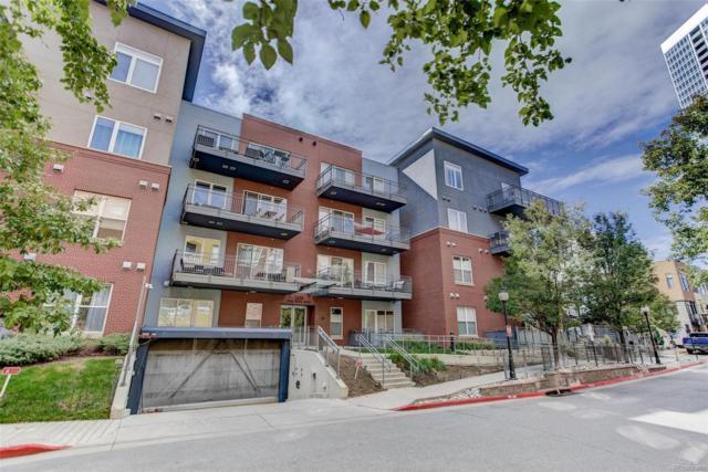 1438 Little Raven Street #406, Denver, CO 80202 (#5816024) :: The Heyl Group at Keller Williams