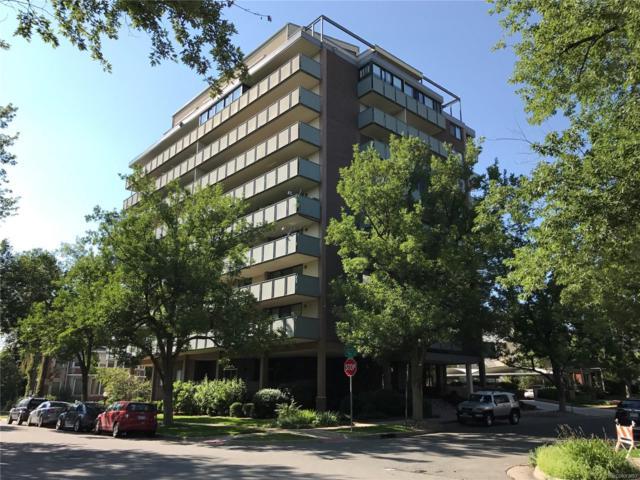 909 N Lafayette Street #505, Denver, CO 80218 (#5816142) :: ParkSide Realty & Management