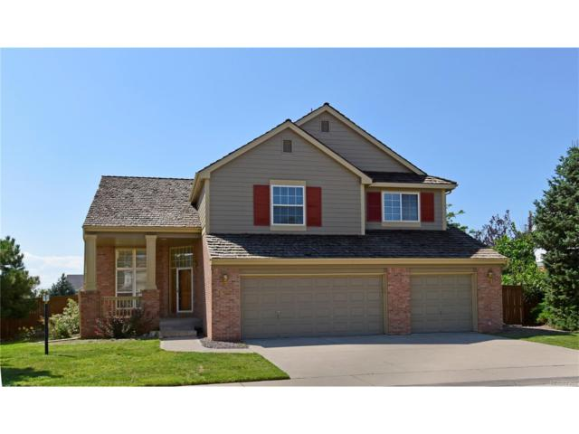 15424 E Powers Drive, Centennial, CO 80015 (#5816438) :: ParkSide Realty & Management