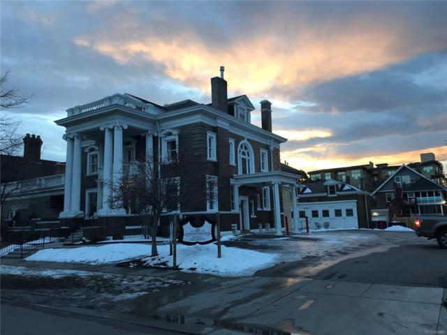 1859 York Street, Denver, CO 80206 (#5816486) :: The Peak Properties Group