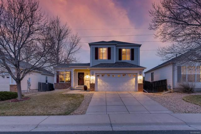 11757 Meadowood Lane, Parker, CO 80138 (#5816657) :: Compass Colorado Realty