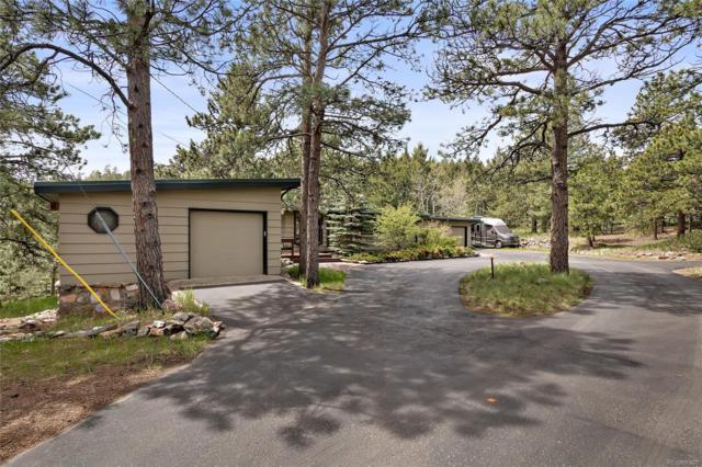5720 Northwood Drive, Evergreen, CO 80439 (#5816688) :: Colorado Home Finder Realty