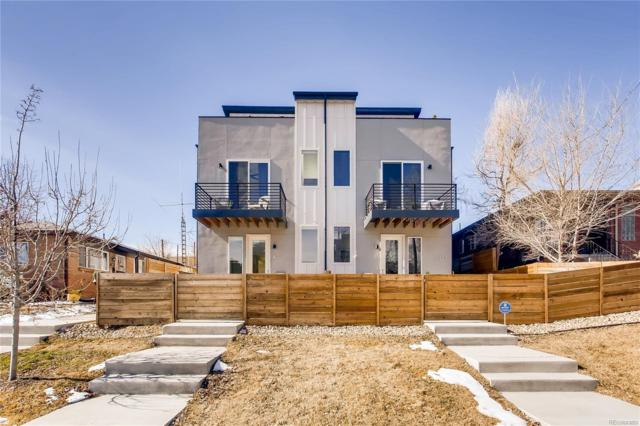 1823 Hooker Street #4, Denver, CO 80204 (#5816689) :: Wisdom Real Estate