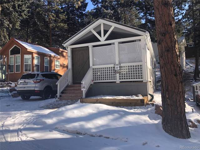 19253 E Us Hwy 24, Woodland Park, CO 80863 (MLS #5816920) :: 8z Real Estate