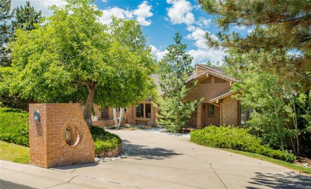 37 Charlou Circle, Cherry Hills Village, CO 80111 (#5817380) :: 5281 Exclusive Homes Realty