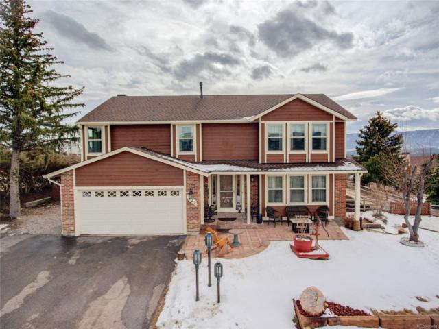 425 Picasso Court, Colorado Springs, CO 80921 (#5817465) :: Harling Real Estate